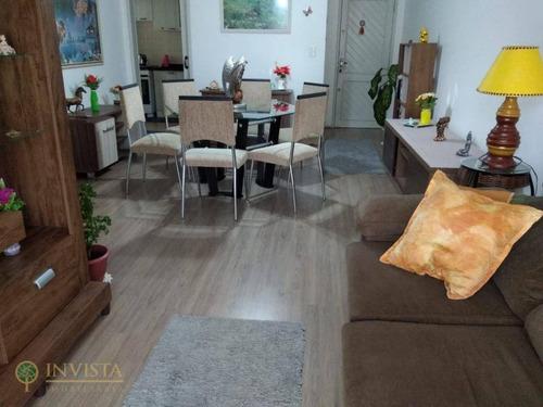 Imagem 1 de 10 de Apartamento À Venda, 84 M² Por R$ 425.000,00 - Canto - Florianópolis/sc - Ap5592