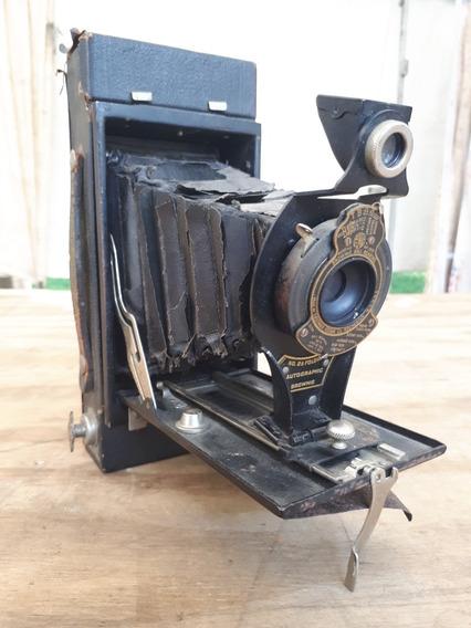 Linda Câmera Kodak Brownie Ball Bearning - Série 2 - Rara.