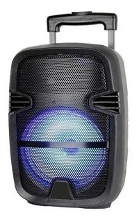 Parlante Bluetooth Jahro 8 Pulgadas Portátil - Bafle - Usb