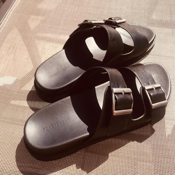 Sandalias Birken Importadas, Forever 21