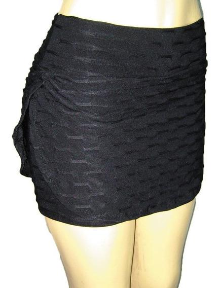 Mini Shorts Saia Tendencia 2018 Liso E Estampado Visclyra