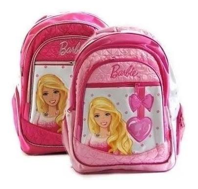 Mochila Barbie Escolar 16629 16 Pulgadas