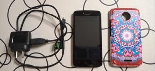 Celular Motorola Moto C3 (+ 1 Funda De Regalo!)