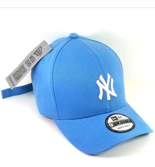 Boné New York City Nyc Los Angeles Yankees Fitão Mais Barato