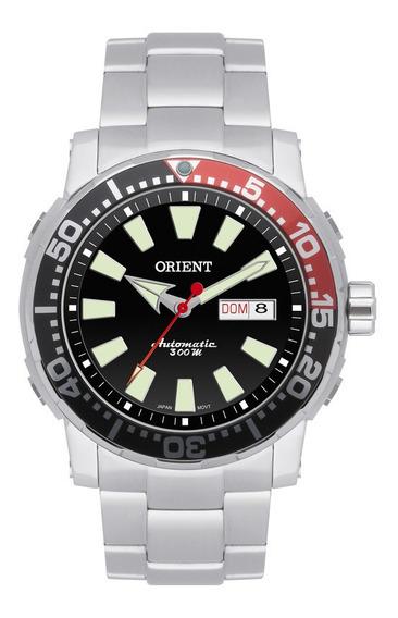 Relógio Orient Automático Masculino Kit 469ss039 Pvsx
