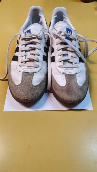 adidas Samba Talle 43 (zapatillas De Freddie Mercury)