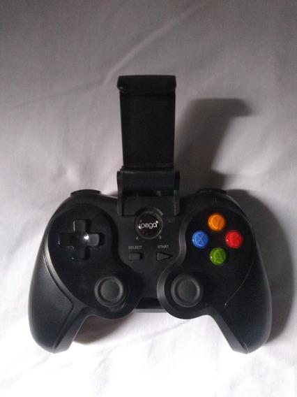 Controle Gamepad Via Bluetooth