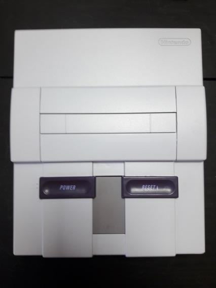 Super Nintendo Fat Video Game 100 % Funcionando