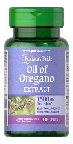 Aceite De Oregano Oil S Inmune - Unidad a $328
