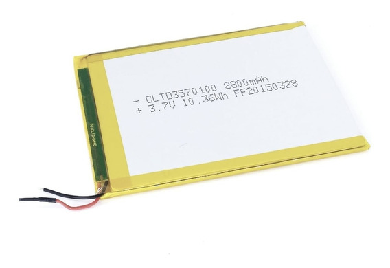 Bateria Para Tablet Toshiba Ta0709gp 2800mah 3.7v