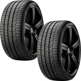 Paquete De 2 Llantas 225/40 R19 Pirelli Pzero Runflat Moe 93