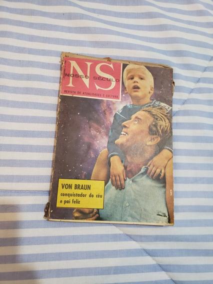 Revista Nosso Seculo Fevereiro 1966