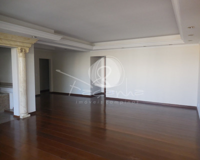 Apartamento Para Venda No Cambuí Em Campinas - Imobiliária Em Campinas - Ap01889 - 4836141