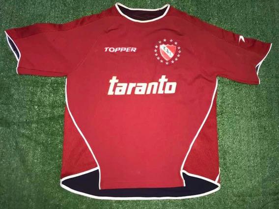 Camiseta De Independiente 2004 Jugador 16 Taranto