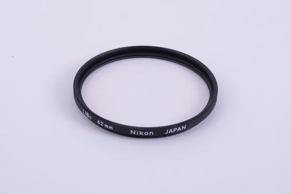 Filtro Uv Nikon 62mm - Protetor - Alta Qualidade- Muito Novo