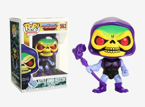 Funko Pop Tv Masters Of The Universe Battle Armor Skeletor