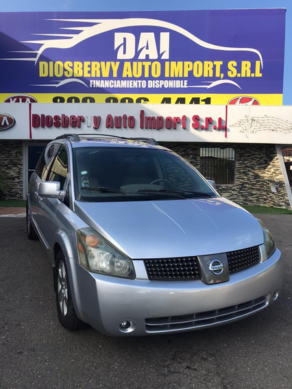 Nissan Quest Panoramico