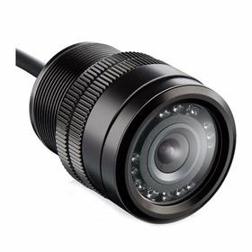 Câmera De Ré Automotiva Infravermelho Visão Noturna