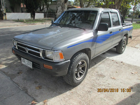 Toyota Hilux 2.8 D/cab 4x2 D Impecable Permuto Y/o Financio