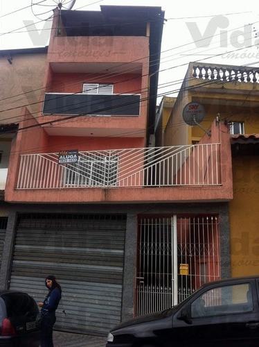 Imagem 1 de 12 de Salão Comercial Para Locação Em Quitaúna  -  Osasco - 27660