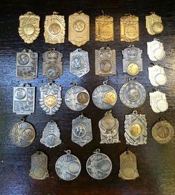Coleção De Medalhas Anos 70 Atletismo