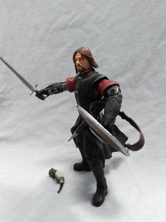 El Señor De Los Anillos Toy Biz Boromir