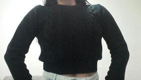 Lote 2 Roupas Peças Femininas M Semi Novas Tricô, Camisa
