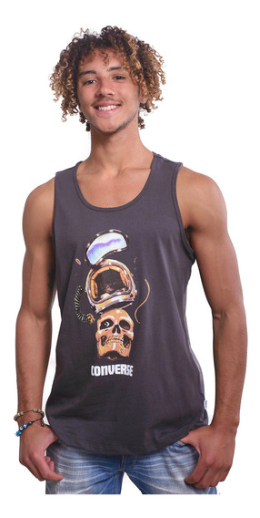 Musculosa Converse Space Skull -b1537216- Trip Store