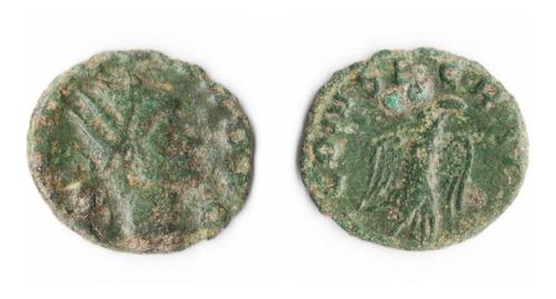 Imagen 1 de 1 de Moneda Romana Antoninianus Claudius Ii Gothicus 268 Dc. L185