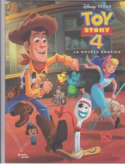 Toy Story 4. La Novela Gráfica.
