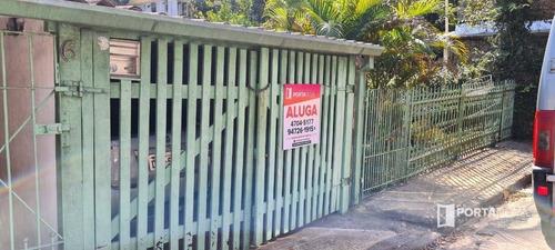 Casa Com 3 Dormitórios Para Alugar Por R$ 1.100,00/mês - Jardim Mascarenhas - Embu Das Artes/sp - Ca0428