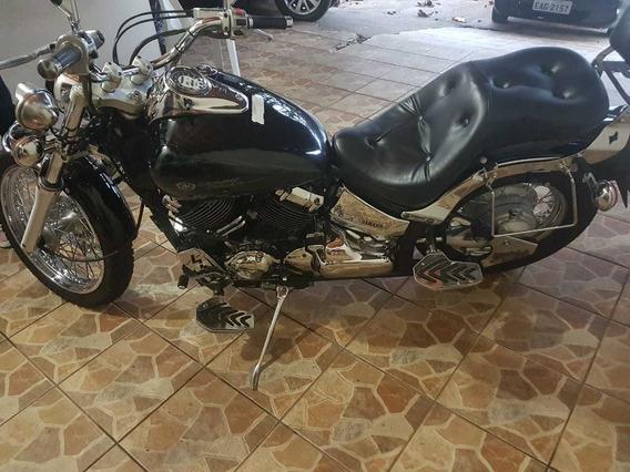 Yamaha Xvs 650 Dragstar C/ Alforges