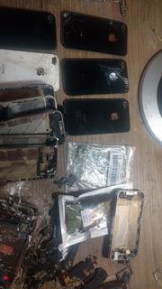 Lote Sucata, iPhone 3, 4 E 4s.