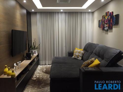 Imagem 1 de 9 de Apartamento - Jardim Tamoio - Sp - 628819
