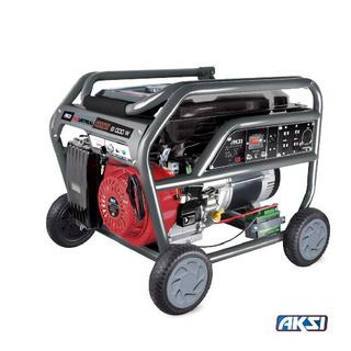 Generador Gasolina 6500w Industrial