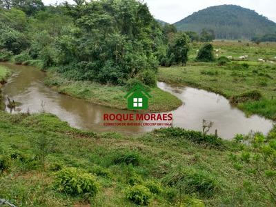 Terreno Em Miracatu - 25 Alqueires. Casa Simples. Ref:0056