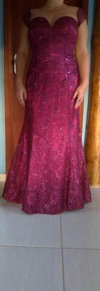 Vestido Feminino Para Festas E Formatura , Usado