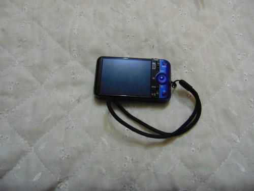 Câmera Fotográfica Sony Cyber-shot Dsc Wx7