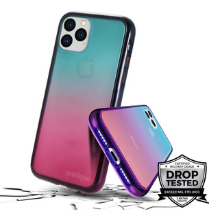 Funda iPhone 11 Pro Max Prodigee Flow Uso Rudo Multicolor