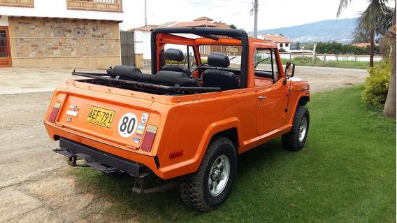 Jeep Comando Americano V6 3.6 1971