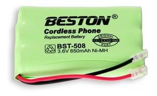 Pila Para Telefono Inalambrico 508 Marca Beston.