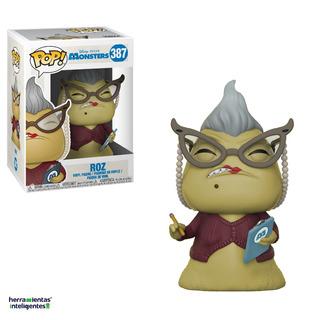Roz Monsters Inc Funko Pixar Disney Película