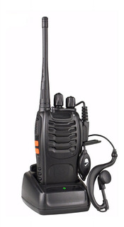 Radio Comunicacion Profesional Portatil Largo Alcance 2 Vias