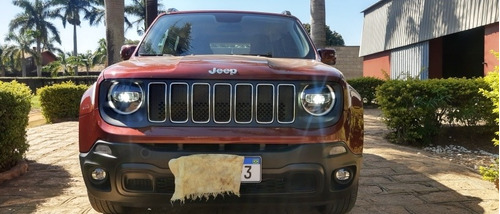 Imagem 1 de 13 de Jeep Renegade 2020 1.8 Longitude Flex Aut. 5p