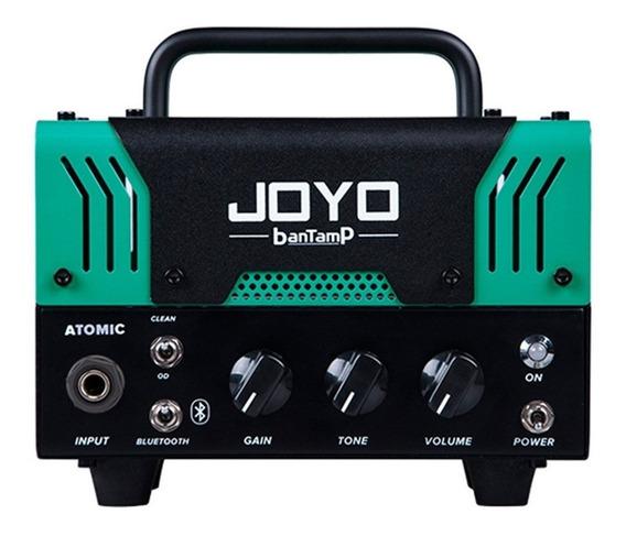 Cabeçote De Guitarra Pré Valvulado Joyo Bantamp + Nf + Garantia