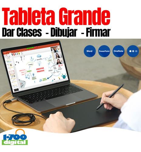Tableta Grafica Grande Digitalizador Lápiz 8k Xp-pen = Wacom