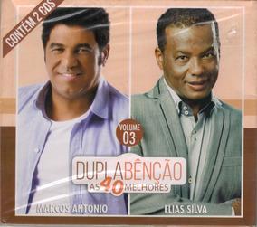 Cd Dupla Benção - Marcos Antônio E Elias Silva / Vol 3