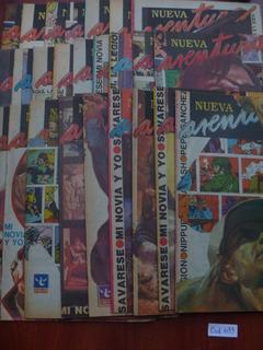 Autores Varios - Colección Revista Nueva Aventura