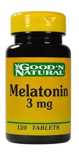 Melatonin 3mg Good´n Natural