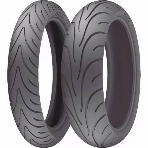 Par Pneu 120/70-17 +190/50-17 Michelin Pilot Road 2 Rad